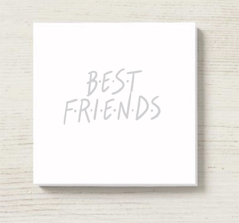 Best Friends: Sticky Notepad