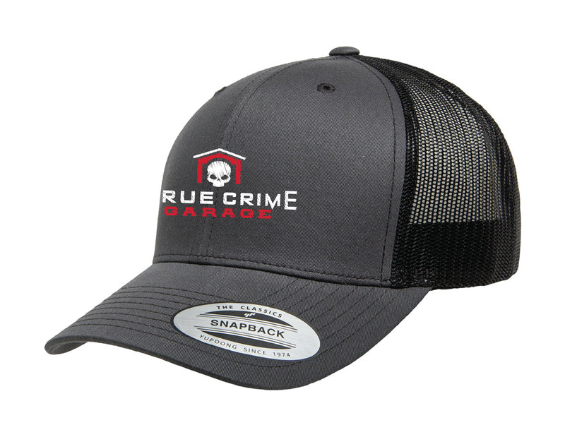 True Crime Garage: Trucker Hat