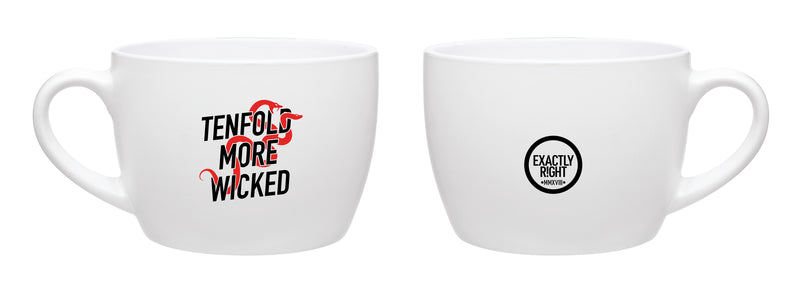 Tenfold More Wicked: Mug