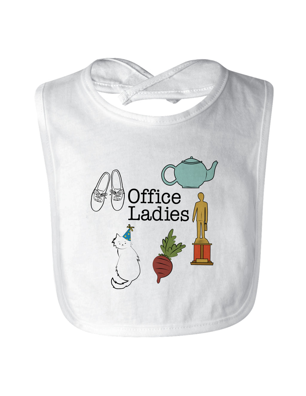 Office Ladies: Bib