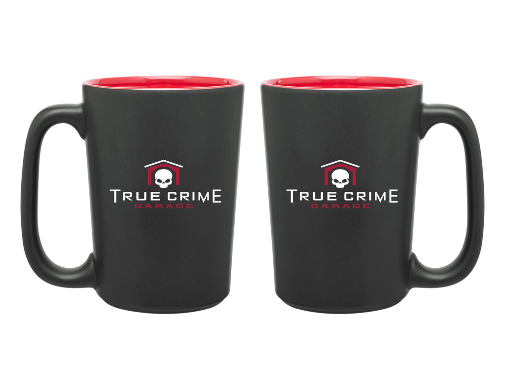 True Crime Garage: Matte Mug