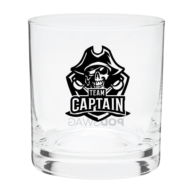 True Crim Garage: Team Captain Glass