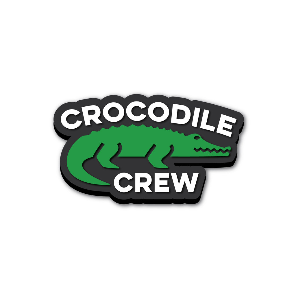Threedom: Crocodile Shoe Charm