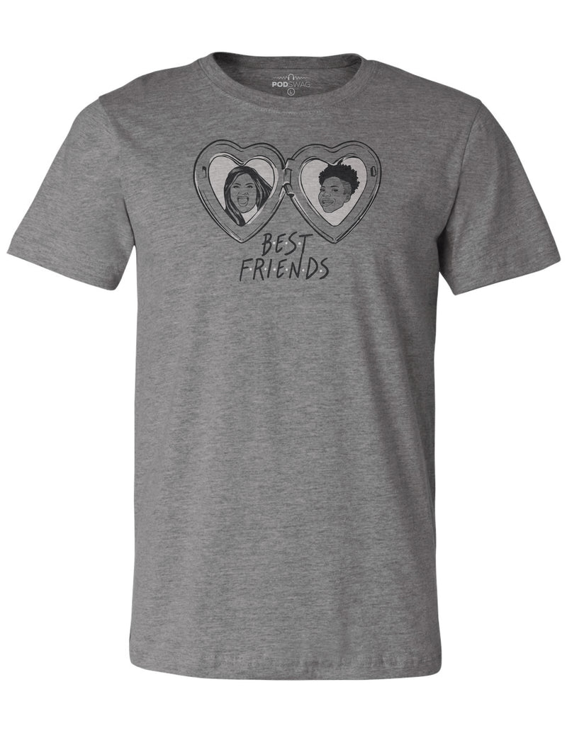 Best Friends: Locket T-shirt