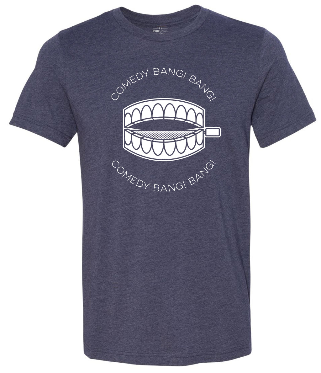 Comedy Bang Bang: Chatterbox T-shirt