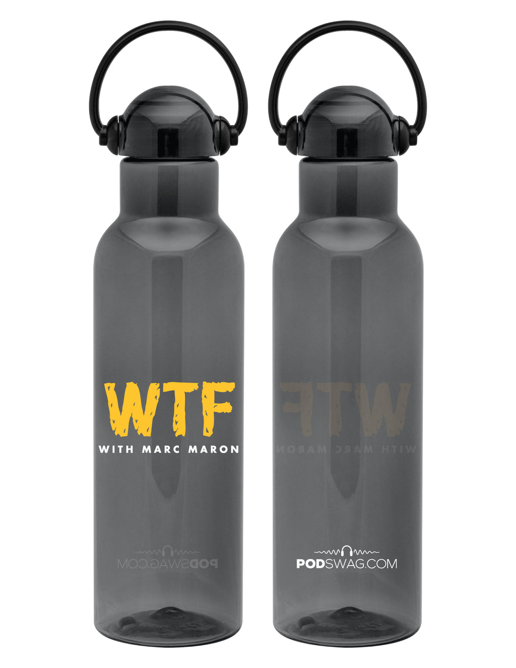 WTF: Headphones Bottle