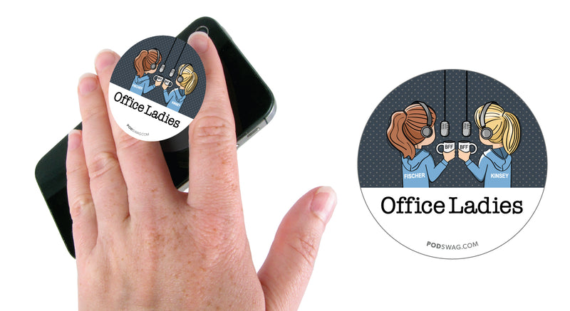 Office Ladies: PopSocket