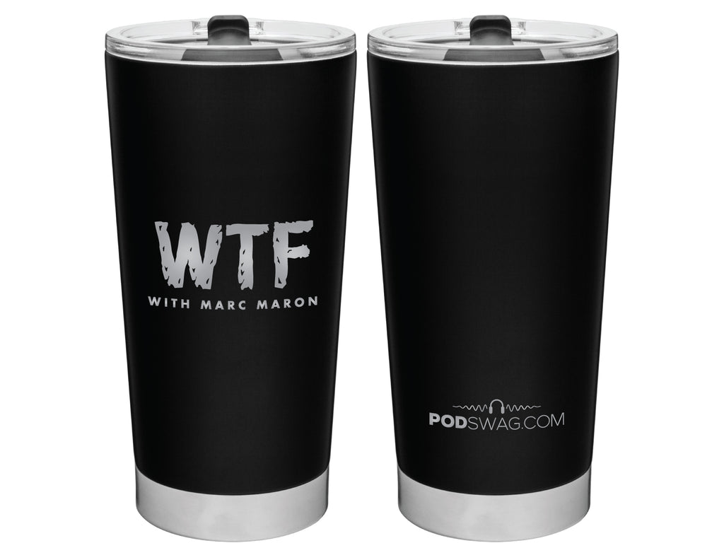 WTF: Stainless Tumbler