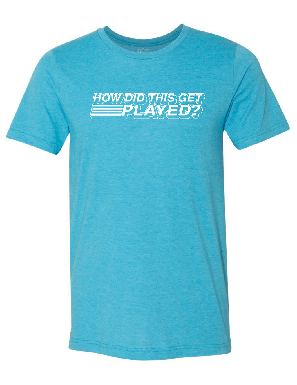 How Did This Get Played: Logo T-shirt