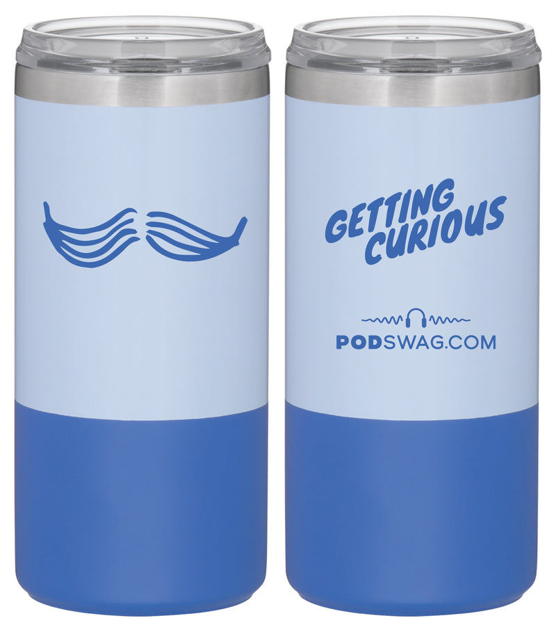 Getting Curious: Stainless Tumbler