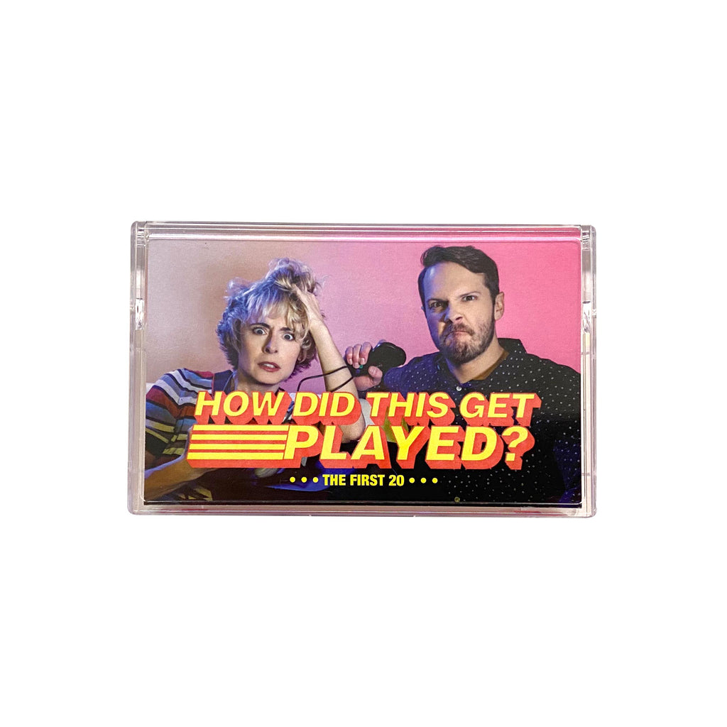 How Did This Get Played: The First Twenty Cassette