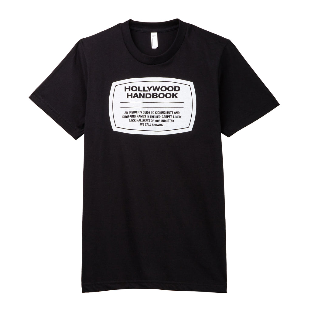 Hollywood Handbook: Logo T-shirt