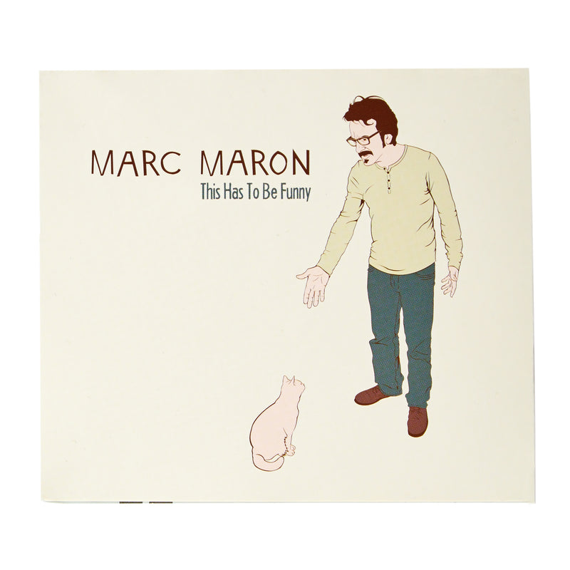 Marc Maron: This Has To Be Funny CD