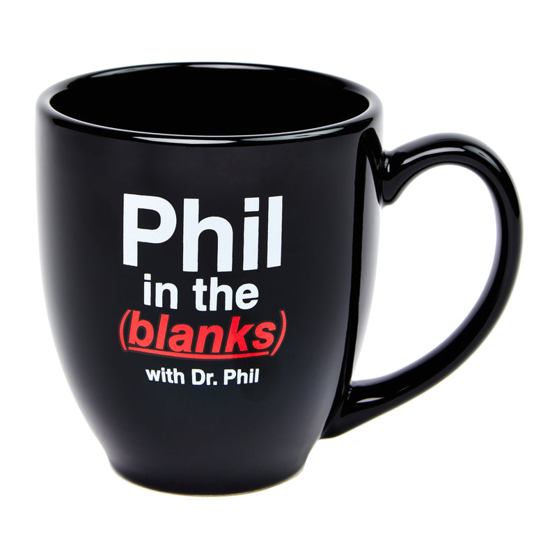 Phil in the Blanks: Mug