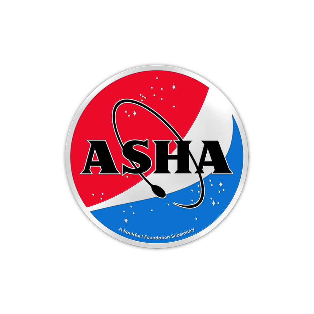 Voyage To The Stars: ASHA Cadet Trainee Enamel Pin