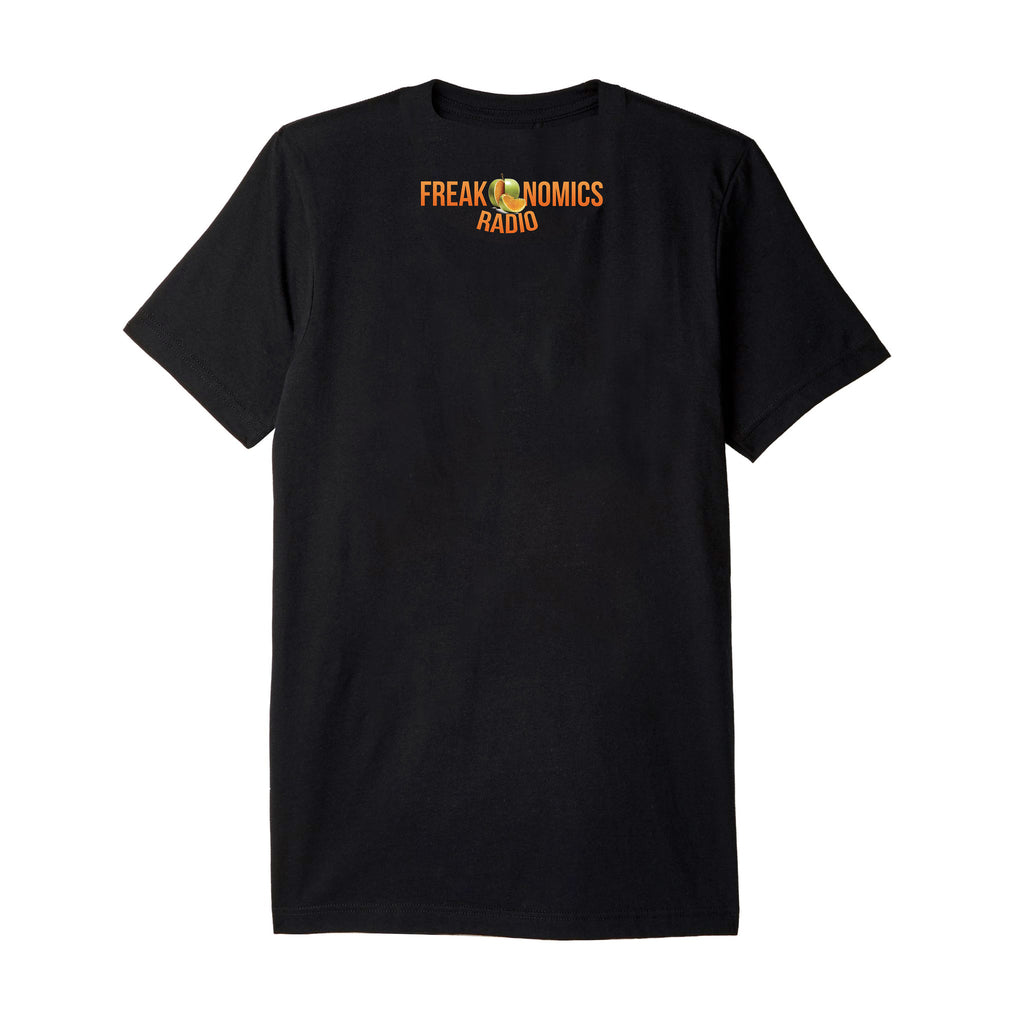 Freakonomics: Please Don't Talk T-shirt