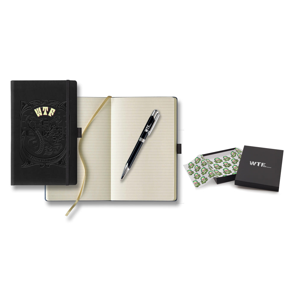 WTF: Decade Of Domination Writing Set