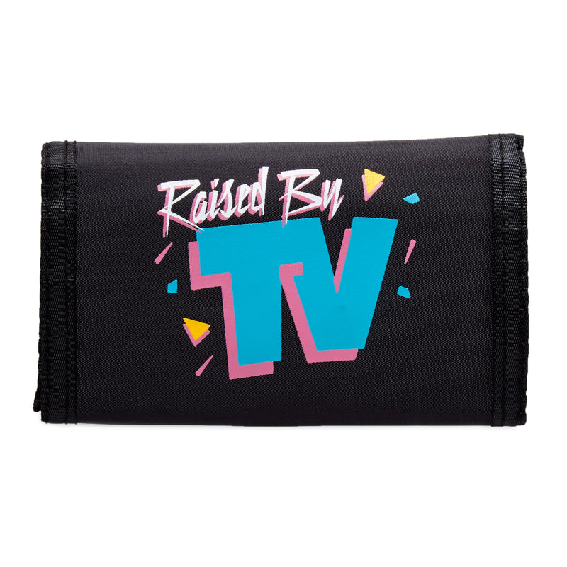 Raised by TV: Wallet