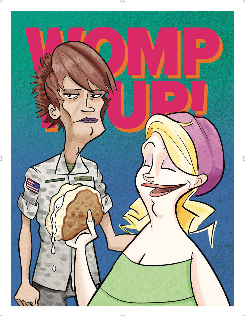 Womp It Up: Poster