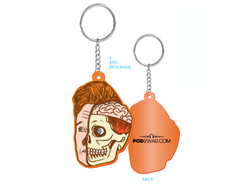 Inside Conan: Key Chain