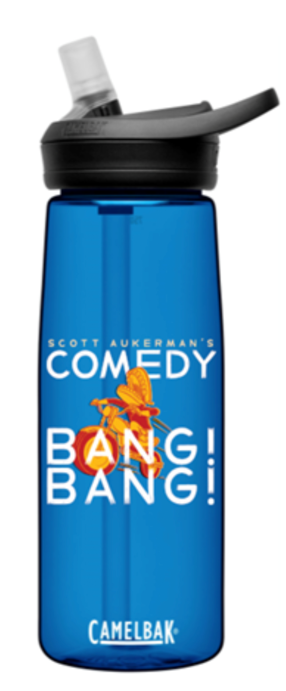 Comedy Bang Bang: CamelBak Bottle
