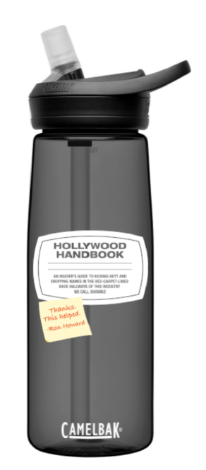 Hollywood Handbook: CamelBak Bottle