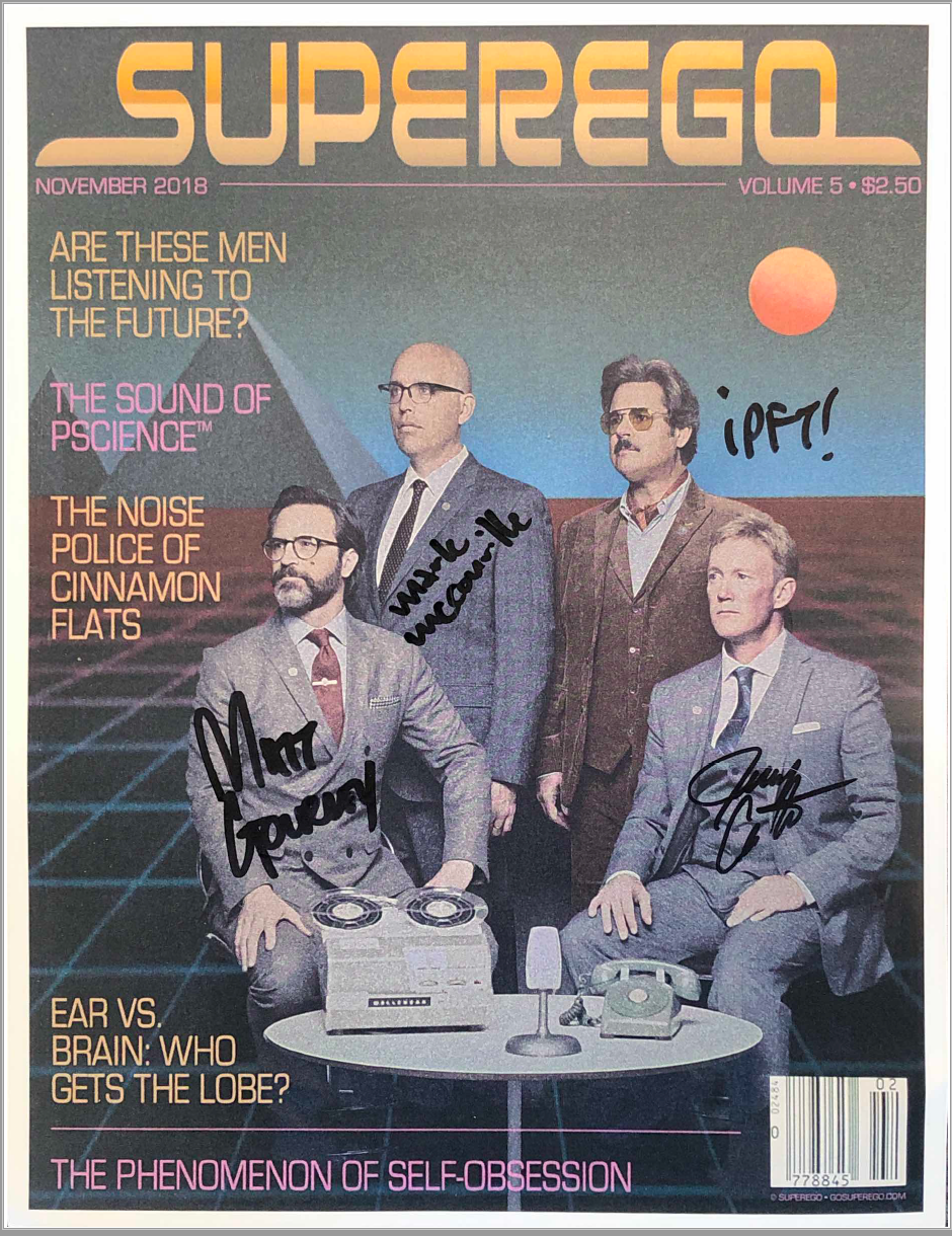 SIGNED Superego: Volume 5 Poster