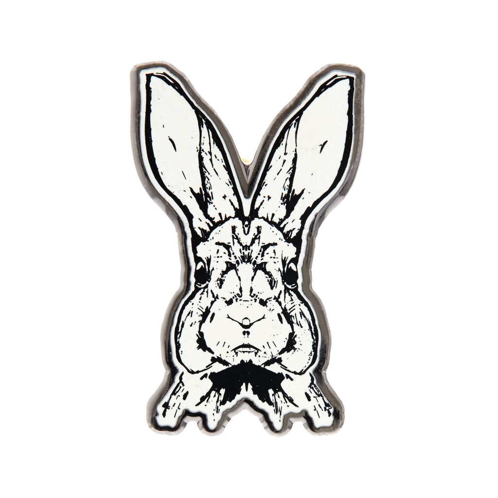 Tanis Rabbit Enamel Pin