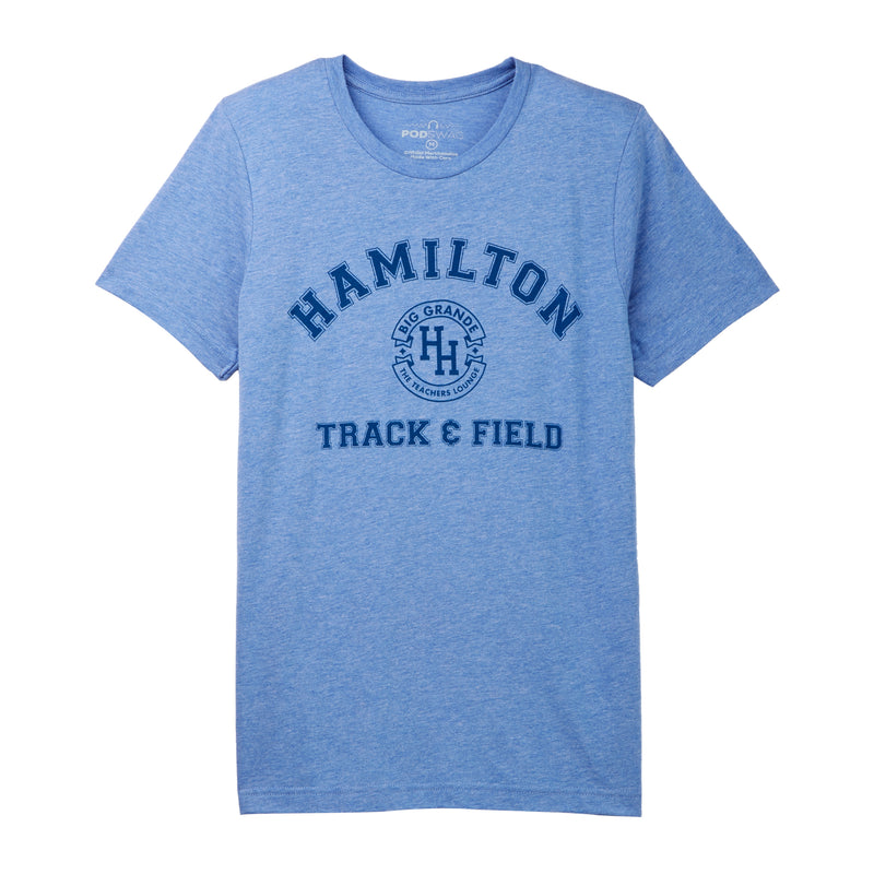 Teacher's Lounge: Hamilton Track and Field T-shirt