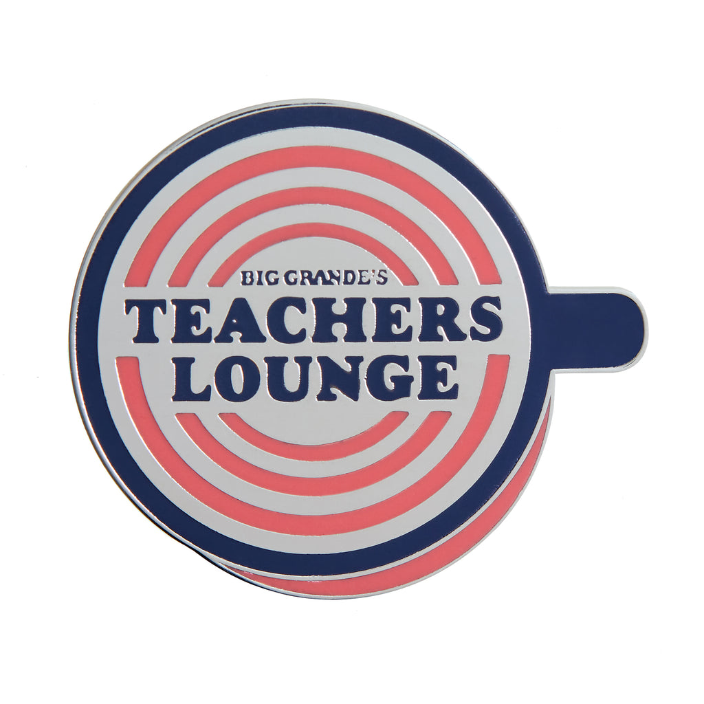 Teacher's Lounge: Enamel Pin