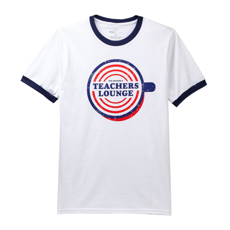 Teacher's Lounge: Ringer T-shirt