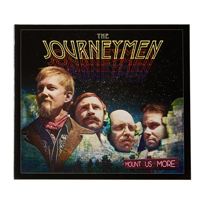 The Journeymen: Mount Us More CD