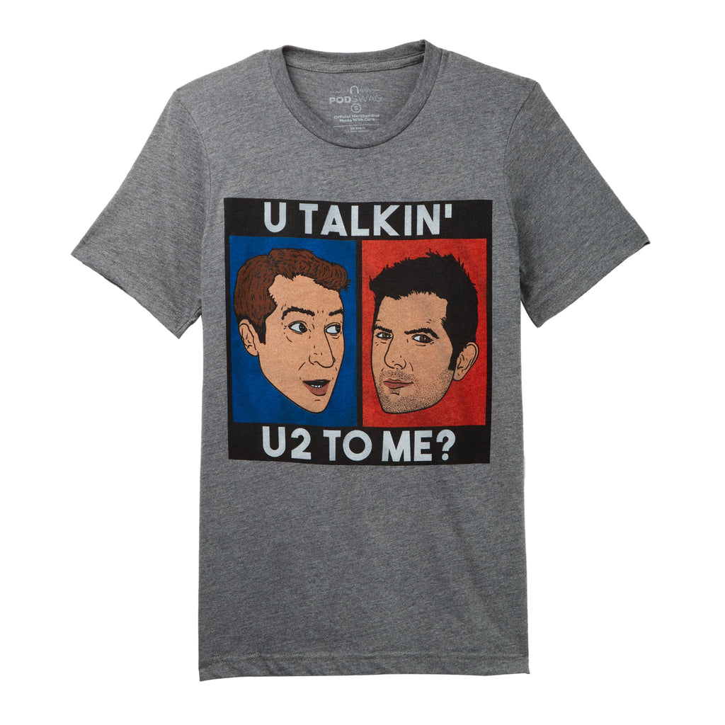 U2: Scott and Scott T-shirt