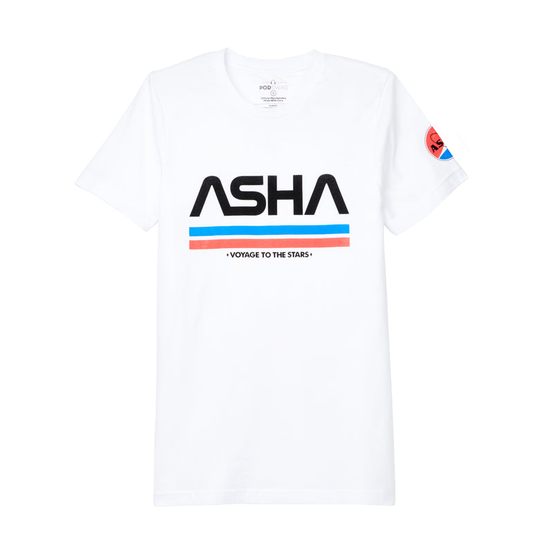 Voyage To The Stars: ASHA T-shirt