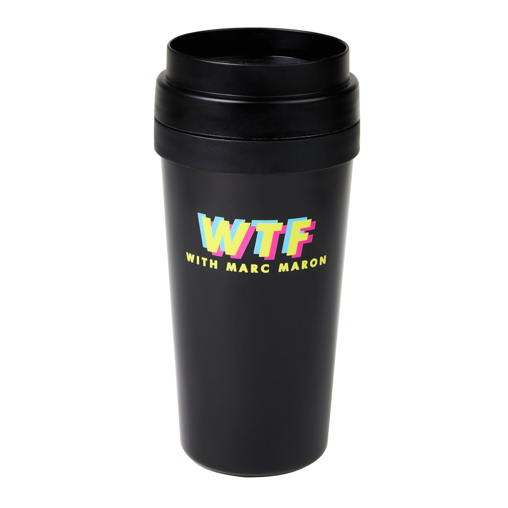 "WTF: ""Let's Do This"" Travel Mug"