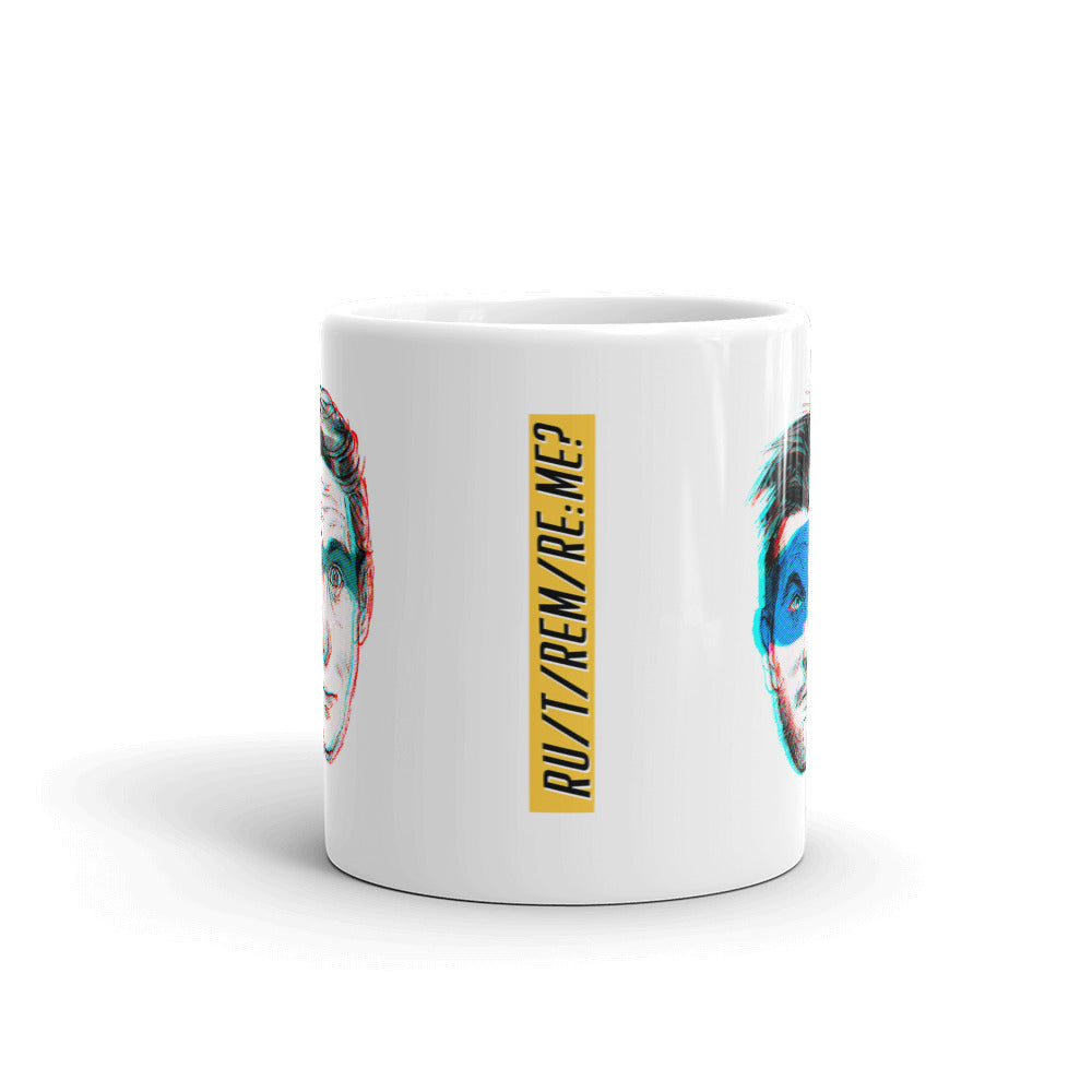 REM: 3D Mug by Mitch Gerads