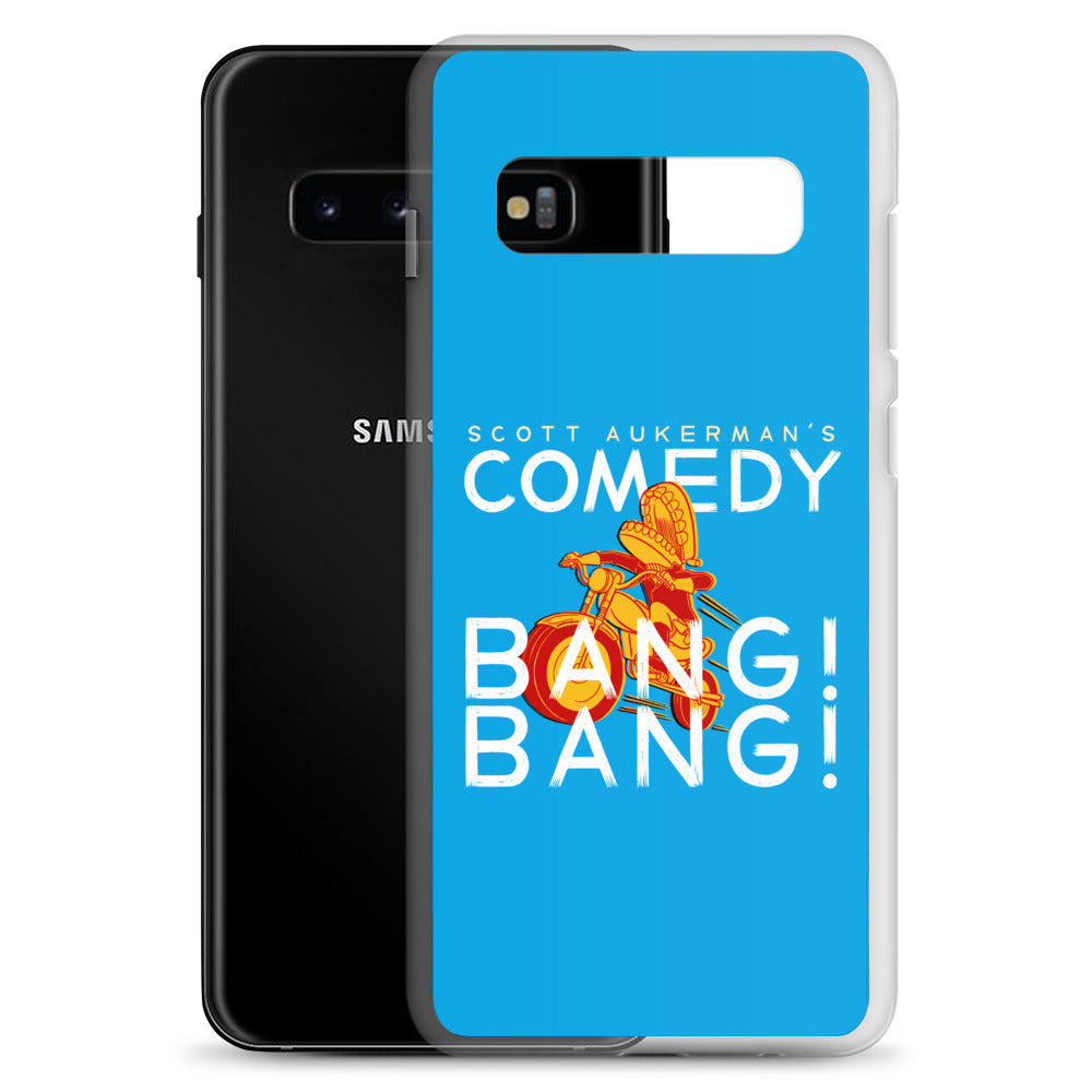 Comedy Bang Bang: Motormouth Samsung Case