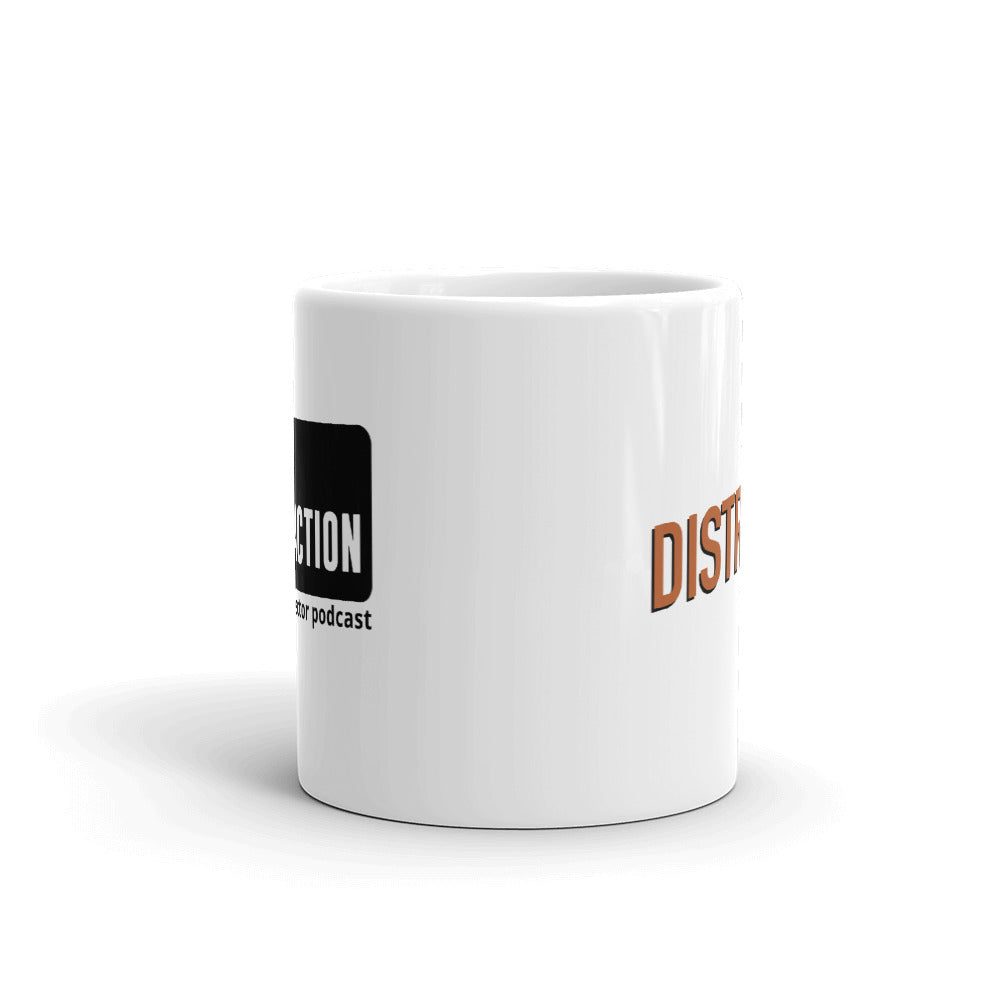 The Distraction: Distracted Mug