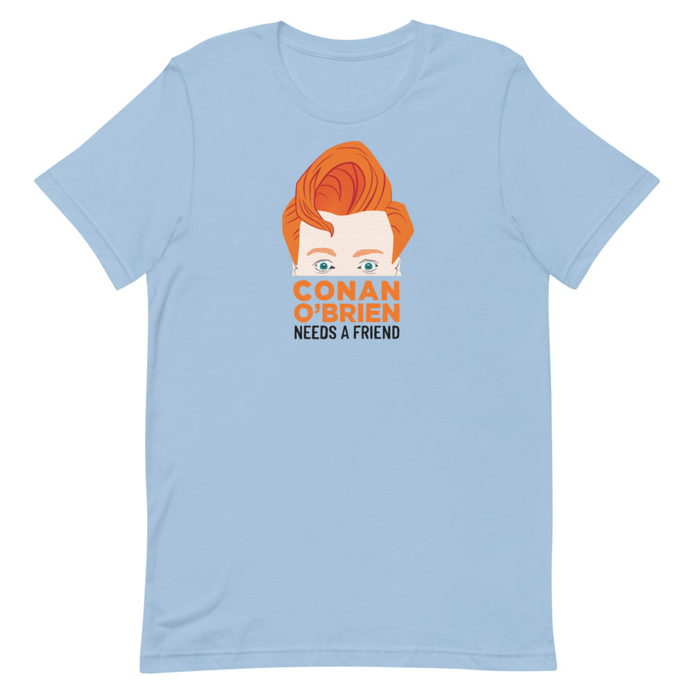 Conan O'Brien Needs A Friend: Big Hair T-shirt
