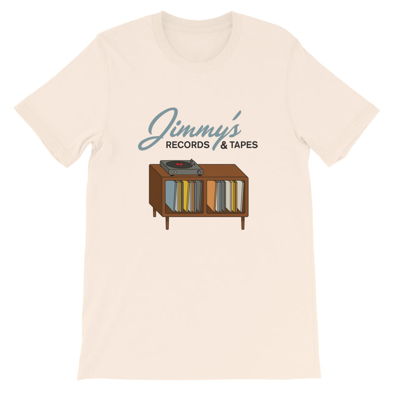 Jimmy's Records & Tapes:  T-shirt