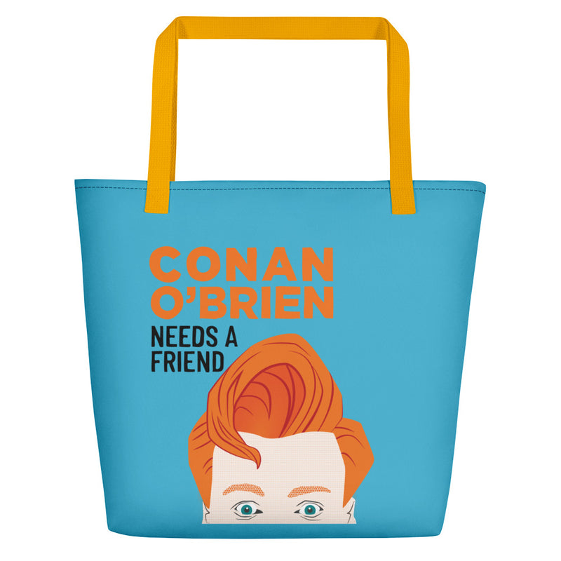 Conan O'Brien Needs A Friend: Beach Bag