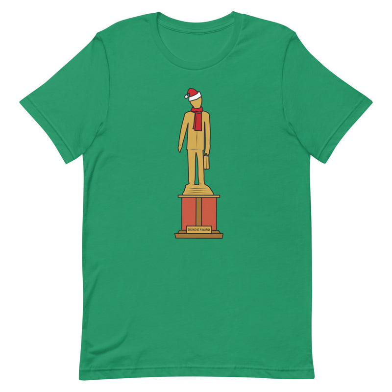 Office Ladies: Green Trophy Holiday T-shirt