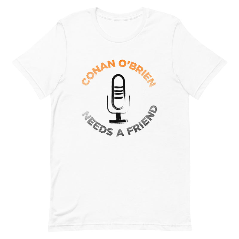 Conan O'Brien Needs A Friend: Logo T-shirt