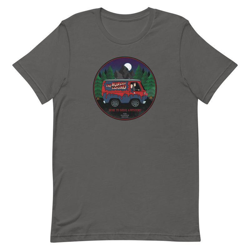 Jensen & Holes: The Murder Squad Mystery T-shirt