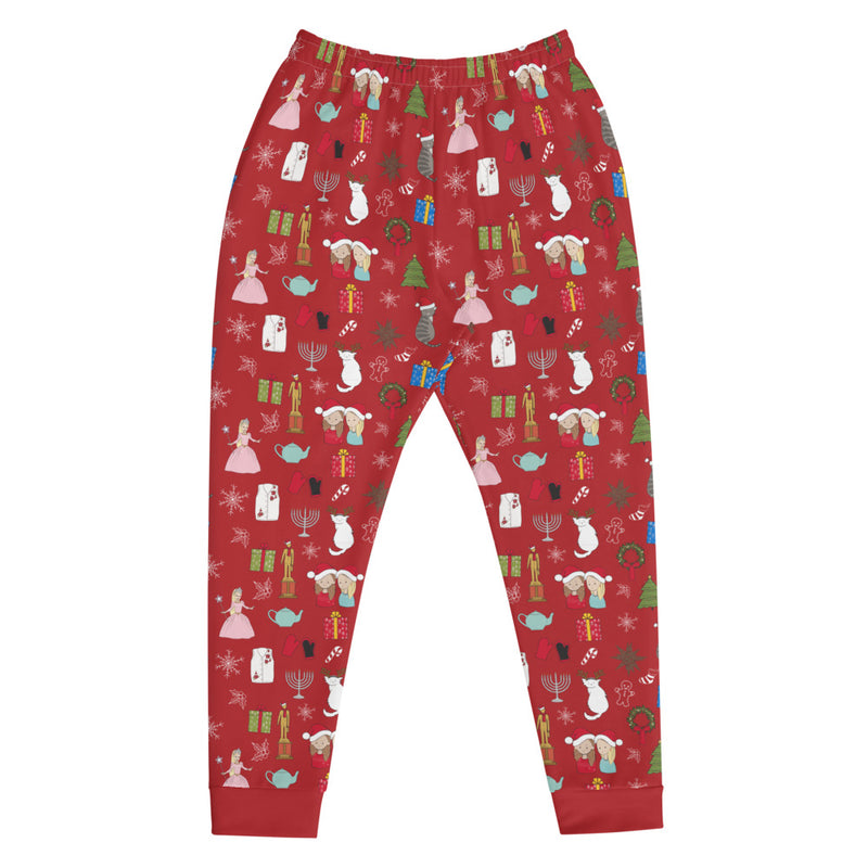 Office Ladies: Mens Holiday Lounge Pants