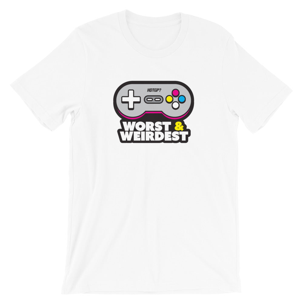 How Did This Get Played: Worst & Weirdest T-shirt