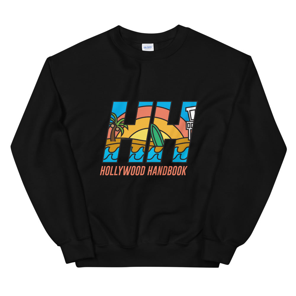 Hollywood Handbook: Beach Sweatshirt