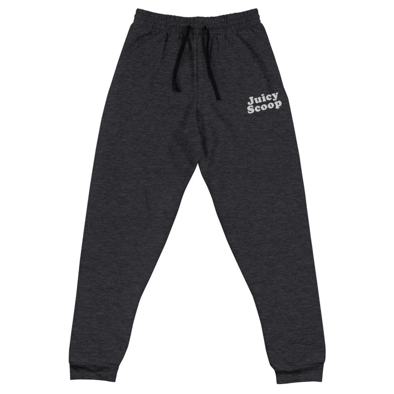 Juicy Scoop: Logo Unisex Joggers