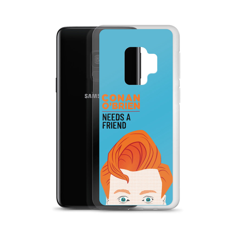 Conan O'Brien Needs A Friend: Samsung Case