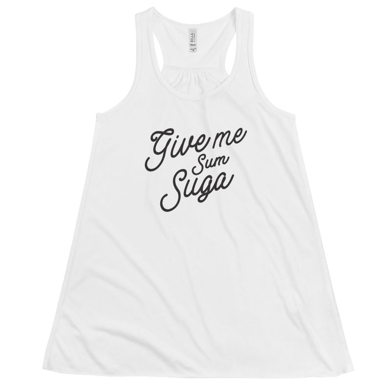 The Suga: Women's Flowy Tank